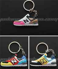 NN574 Boost Style Silicone Keychain Sneaker basketball shoes Keychain