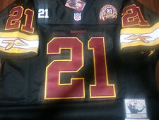 Brand New Washington Redskins #21 Sean Taylor Throwback 2Patches Jersey Mens 3XL