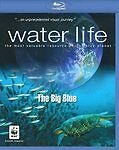 Water Life: The Big Blue [Blu-ray]...Brand New And Sealed