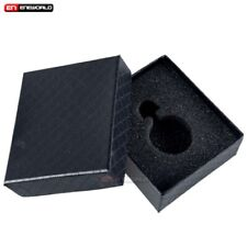 Fashion Black Gift Box For Watch Jewelry Pocket Watch Display Case Necklace New