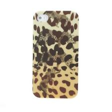 Trendy Design Leopard Pattern Hard Case Cover Skin for iPhone 4 4G 4S New
