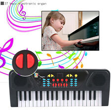 37 Keys Adjustable Modes Digital Music Electronic Keyboard Electric Piano Gift