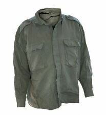 New Croatian Army OD Ripstop Shirt ( Choice of Size ) Military Surplus