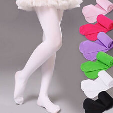 Baby Tights Kids Childrens girls Dance Socks ballet Tights Pantyhose Candy Color