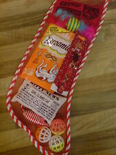Christmas Cat Stocking For Pets Present Xmas Gift Small Or Large Home Made New