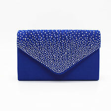 Lady Envelope Clutch Tote Bag Women Evening Handbag Clutch Purse Shoulder Bag