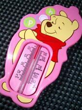 Winnie the Pooh Baby Bath Thermometer Bathtime Bathing Toddler Girl Boy Toy