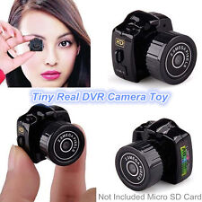 Mini Spy Hidden Camera Video Recorder Security DVR DV Web Cam Micro Sd NEW