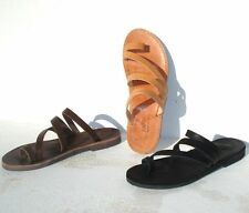 ANANIAS Greek Sandals Roman Grecian leather sandals-NEW
