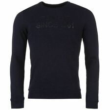 Guess Mens Timoteo Sweater Pullover Long Sleeve Crew Neck Top