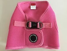 Dog Puppy Harness Soft Vest- Puppia - PINK XLARGE - See Description