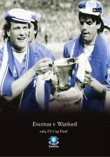 FA Cup Final 1984 - Everton vs Watford (DVD, 2005)