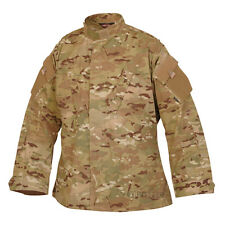 MultiCam Camo ACU Tactical Response Uniform Shirt by TRU-SPEC 1298 - Poly Cotton