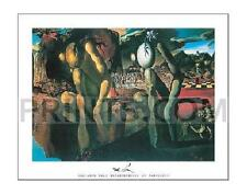 Salvador Dali Metamorphosis Of Narcissus- 1937 Open Edition 28x22