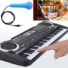61 Keys Digital Music Electronic Keyboard Key Board Gift Electric Piano Toy Gift