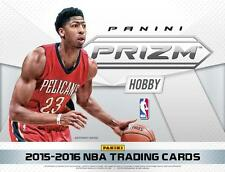 2015-16 Panini Prizm Basketball - #1 - 250 - Finish Your Set - WE COMBINE S/H