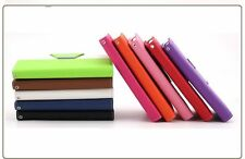 Luxury PU Leather Stand Flip Pouch Wallet Card Case Cover For Apple iPhone