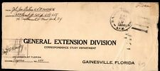 389 Bomber Group Apo 558 Ny Aug 9 1944 Free Franked Censored Cover To Florida