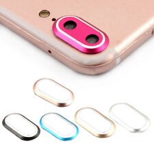 Back Metal Camera Lens Protective Ring Cover Protector for iPhone 7 Plus
