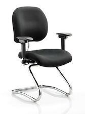 CHIRO Plus Luxury Cantilever Framed Posture Visitors Office Chair