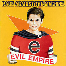 Evil Empire [PA] by Rage Against the Machine (CD, Apr-1996, Epic (USA))