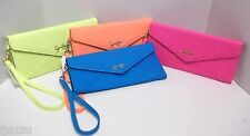 Jessica Simpson Handbag Clutch Camilla Evening Bag Wristlet Neons