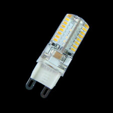 10pc/5pc/1pc 3W Dimmable G9 64-3014SMD Bulb Silicone Lamp 110V/220V White/Warm