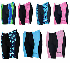 ZIMCO Women Cycling Shorts Biking Cycle Short Bike Ladies Knicks Padded ZM182