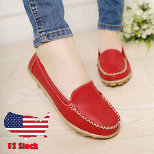 Leisure Fashion Women Shoes Slip On Comfort Shoes Flat Shoes Low-Heeled Loafers