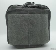 """MSM-TACTICAL TAILOR Utility / Admin pouch  + TWO 5"""" Malice Clips"""