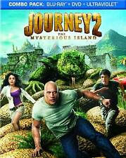 Journey 2: The Mysterious Island (Blu-ray Disc, 2012, 2-Disc Set, Canadian Fren…