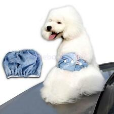 Male Pet Dog Physiological Pants Diaper Belly Band Sanitary Underwear Size S-L