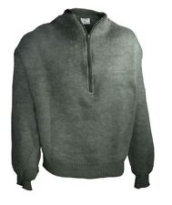 New Swiss Army Wool Sweater ( Choice of Size ) Military Surplus