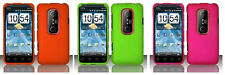 Protector Hard Cover Case for HTC EVO 3D / HTC Shooter / HTC Evo V 4G Phone