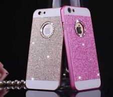 "10pcs/lot For iphone 6 4. 7' Plus 5.5"" 4 4S 5 5S Glitter Bling Luxury Hard Case"