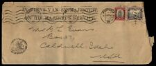 South Africa Official 1947 Feb 11 Cover to united States
