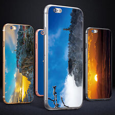 EMEISHAN SCENERY 3D PHONE CASE COVER FOR IPHONE 7 PLUS SAMSUNG GALAXY S7 COMELY