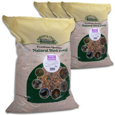 Nature's Own Premium Wild Bird Food All Season Winter Feed Mix Seed 100% Natural