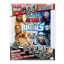 WWE Slam Attax RIVALS  CHAMPION SIGNATURE MOVE & CHAMPIONSHIP CARDS  CHOOSE