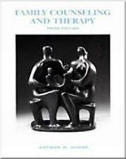 Family Counseling and Therapy by Arthur M. Horne (2000, Paperback, 3rd edition)