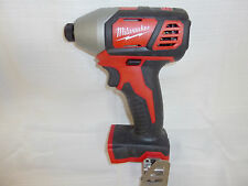 Milwaukee M18 18 Volt Lithium-Ion 1/4 in. Cordless Hex Impact Driver 2656-20