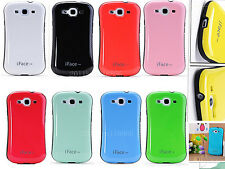 10 Color Ultra Shock-Absorbing iFace Case Cover For Samsung Galaxy S3 III i9300