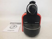 Magimix Nespresso Capsule Coffee Machine M 100 Auto Red/Black  - C04