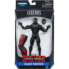 Hasbro Marvel Legends Civil War Avengers Comic GIANT MAN Series BLACK PANTHER