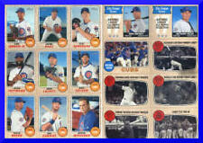 2017 Topps Heritage Team Sets - Pick all your Favorites - *WE COMBINE S/H*