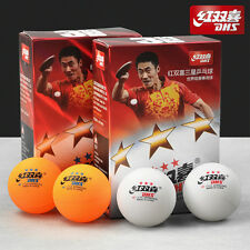 NEW DHS Table Tennis Balls 3 Star Ping Pong Training Games Ball CTTA APPROVED