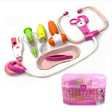 Medical Kit Kids Doctor Toys Set Role Play Toy Children Pretend Play House LAN