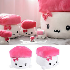MACKEREL Sushi Series Soft Cushion Doll Toy Bedding Bedroom Decor Plush Pillow