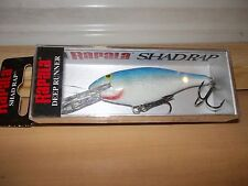 Rapala SR 7 shad rap crankbaits 14 colors to choose from NIP