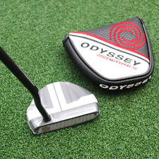 "Odyssey Golf Works Versa Big T Mallet BWB Putter LEFT HAND Choose 34"" or 35"" NEW"